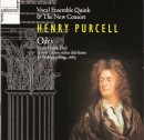Henry Purcell: Odes cover