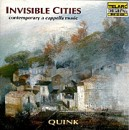Invisible Cities cover